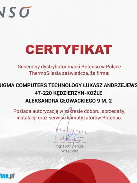 certyfikat-rotenso